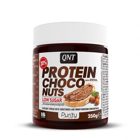 QNT PROTEIN CHOCO NUTS