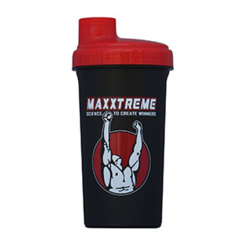 Maxxtreme Shakerbottle Black/Red