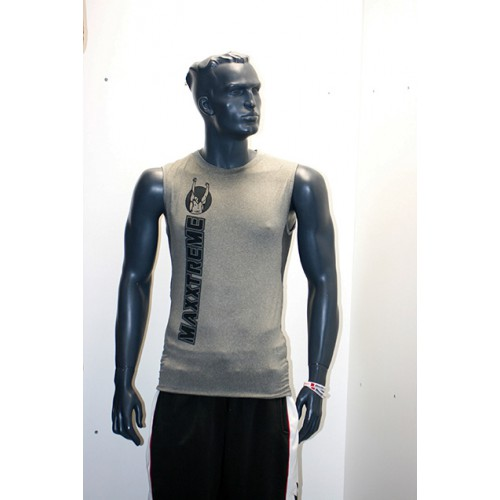 Maxxtreme Sleeveless High Performance T Shirt Front