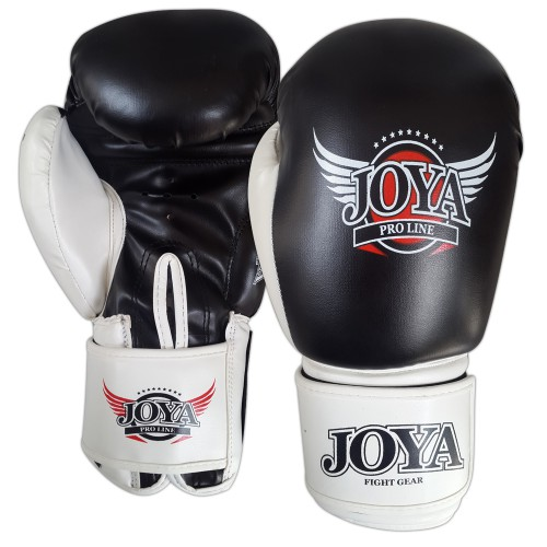 "Joya Boxing Gloves ""Top Tien"" PU New Model Black"
