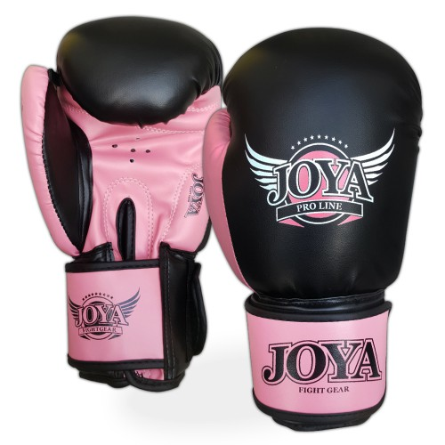 "Joya Boxing Gloves ""Top Tien"" PU New Model Pink"