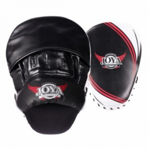 "Joya Focus Mitts ""Standard"" PU Black/White"