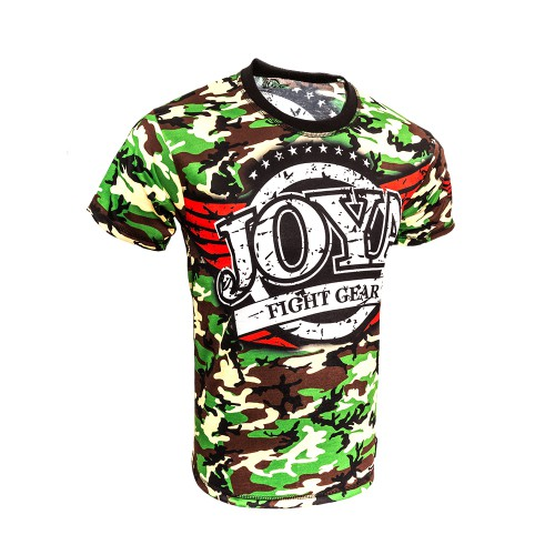 "Joya T-Shirt ""Camo Green"""