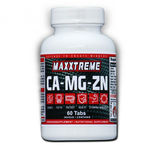 Maxxtreme Pure Ca-Mg-Zn