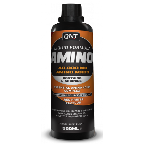 QNT Amino Acid Liquid 4000 Red Fruits