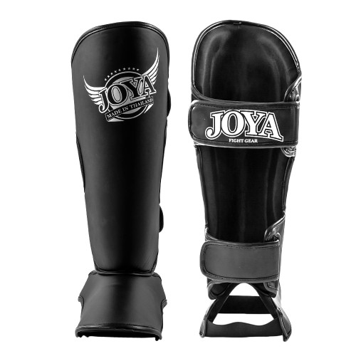 "Joya Shinguards ""Pro Line Luxury"" Black"